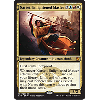 Narset, Enlightened Master ( Rysk )