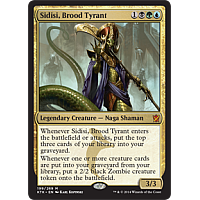 Sidisi, Brood Tyrant