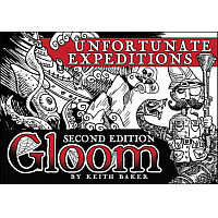 Gloom: Unfortunate Expeditions (Second Edition)