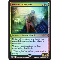 Prophet of Kruphix ( Clash Pack )
