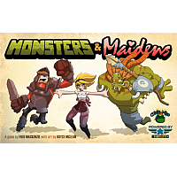 Monsters & Maidens (Monsters And Maidens)