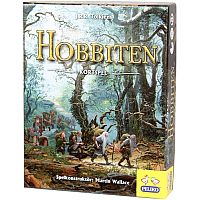 Hobbiten - Kortspel (The Hobbit Card Game på svenska)