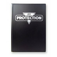 FT Protection Album - Svart
