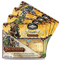 Pathfinder ACG: Skull & Shackles Character Mats (Add-on Deck)