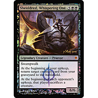 Sheoldred, Whispering One ( New Phyrexia Prerelease )