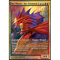 Niv-Mizzet, the Firemind ( Extended Art Foil )