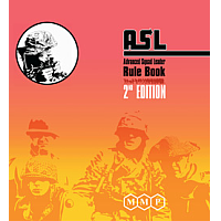 Advanced Squad Leader Rule Book (2nd Edition)