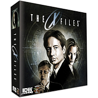 The X-Files Board Game