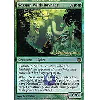 Nessian Wilds Ravager (Born of the Gods Prerelease)