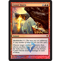 Comet Storm (Worldwake Prerelease)