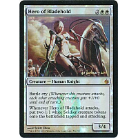 Hero of Bladehold (Mirrodin Besieged Prerelease)