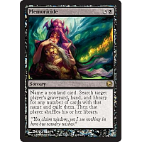 Memoricide (Scars of Mirrodin Buy-a-Box Promo)