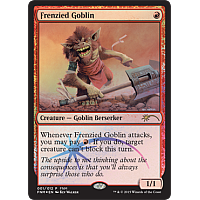 Frenzied Goblin (FNM januari 2015)