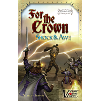 For The Crown (2nd Edition): Shock & Awe - Expansion 1