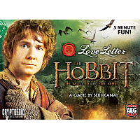 Love Letter: The Hobbit: The Battle of the Five Armies (Boxed Edition)