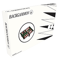 Backgammon Vinyl Big (18'')