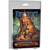 Descent: Journeys in the Dark (Second Edition): Nature's Ire (Co-op Expansion)