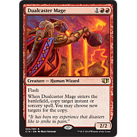 Dualcaster Mage ( Judge promo )