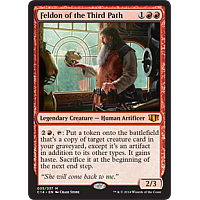 Feldon of the Third Path ( Judge promo )