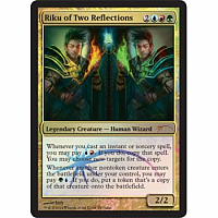 Riku of Two Reflections ( Judge Foil )