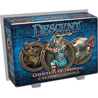 Descent: Journeys in the Dark (Second Edition) - Guardians of Deephall (Hero and Monster Collection)