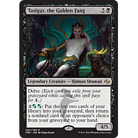 Tasigur, the Golden Fang  (Fate Reforged Prerelease)