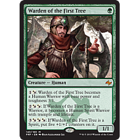 Warden of the First Tree  (Fate Reforged Prerelease)