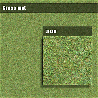 Grip Mat: Grass 24x24