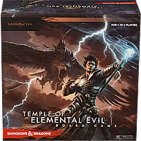Dungeons & Dragons – Temple of Elemental Evil Board Game