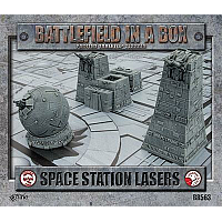 Space Station Lasers (Battlefield In A Box)