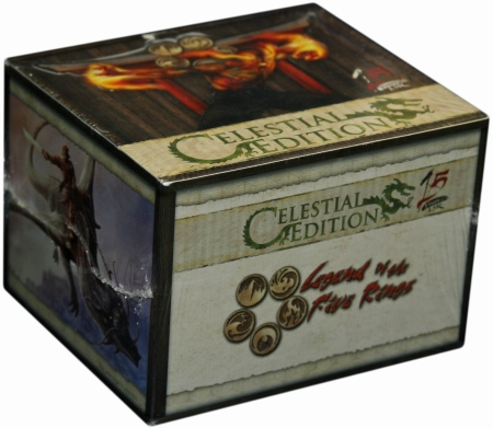 Legend of the Five Rings CCG: Celestial Edition Booster Box (48 boosters)_boxshot