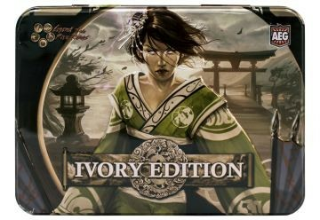 Legend of the Five Rings CCG: Ivory Edition Box (36 boosters)_boxshot