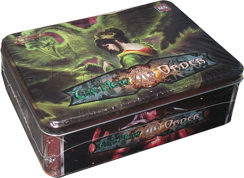 Legend of the Five Rings CCG: The new Order Box (36 boosters)_boxshot