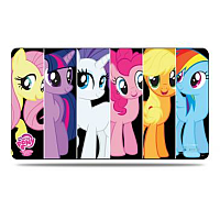 My Little Pony: At the Ready Play Mat with Play Mat Tube