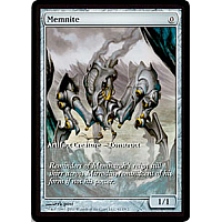Memnite (Scars of Mirrodin Game Day) (Extended Art)