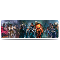 8ft Planeswalker Pantheon Table Play Mat for Magic
