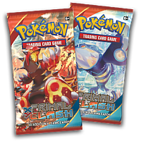 XY—Primal Clash booster  pack