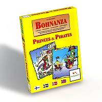Bohnanza: Princes & Pirates / Prinsar & Pirater (sv)