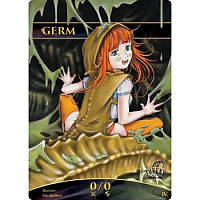 Tokens for MTG - Germ Token