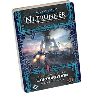 Android: Netrunner - System Crash Draft: Corp Pack_boxshot