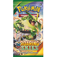 XY—Roaring Skies booster  pack