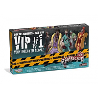 Zombicide: Box of Zombies Set #10 VIP (Very Infected People) #1