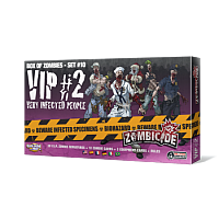 Zombicide: Box of Zombies - Set #10 VIP (Very Infected People) #2