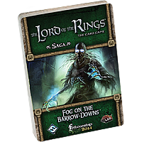 Lord of the Rings: The Card Game: Fog on the Barrow-downs