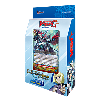 Divine Swordsman of the  Shiny Star Trial Deck - VGE-G-TD02