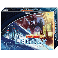 Pandemic: Legacy--Season 1 (Blue Box)