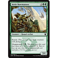 Aerie Bowmasters