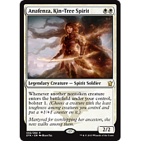Anafenza, Kin-Tree Spirit (Prerelease)
