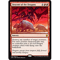 Descent of the Dragons ( Foil )