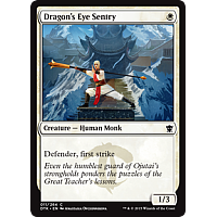 Dragon's Eye Sentry